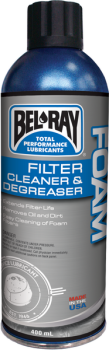 BEL-RAY Foam Filter Cleaner & Degreaser
