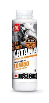 IPONE Katana Off Road 10W-50