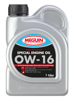 megol Special Engine Oil SAE 0W-16